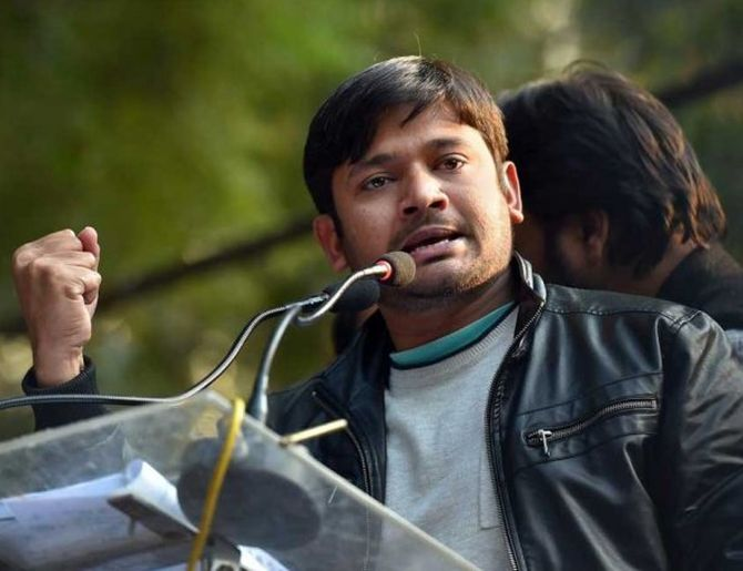 Court raps Delhi Police for filing chargesheet against Kanhaiya without sanctions