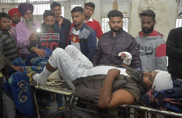 Amritsar grenade attack: Punjab CM Amarinder Singh suspects ISI hand