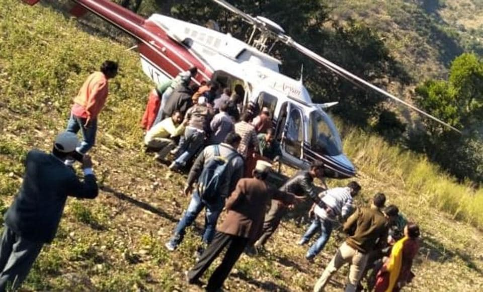 In Uttarakhand, 14 killed as bus falls into ditch in Damta