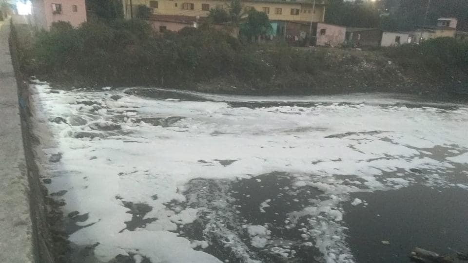 Maharashtra pollution board shuts down 4 industries; pulls up civic body over river pollution