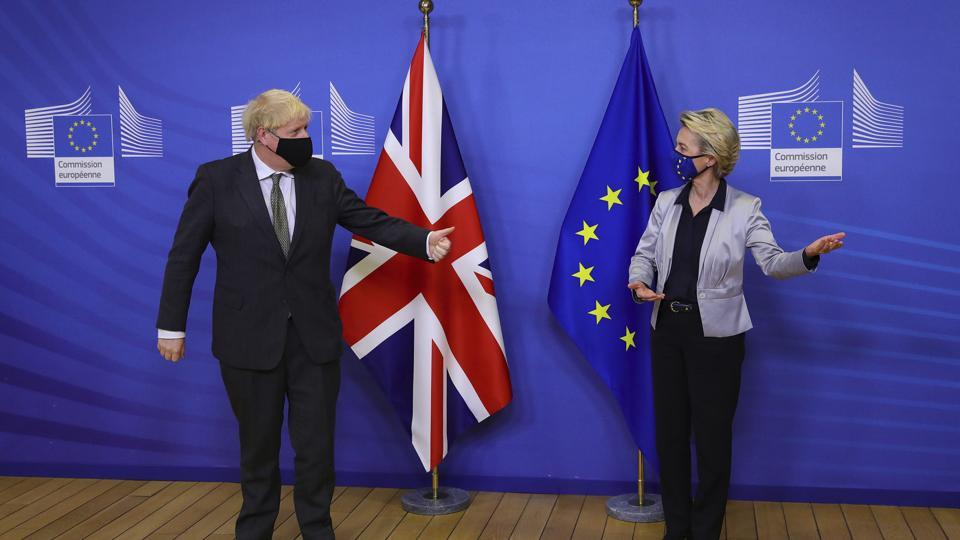 UK, EU say talks will continue on post-Brexit trade deal