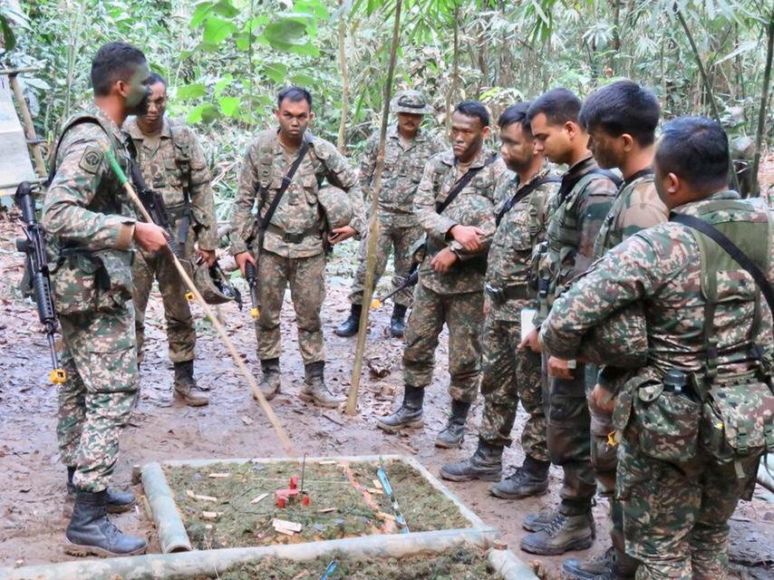 Harimau Shakti: Indian, Malaysian armies exercise ends aimed at enhancing jungle warfare skills