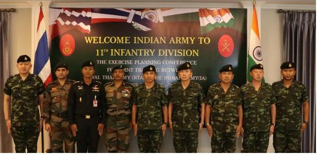 Armies of India, Thailand to kick start joint exercise from Aug 6