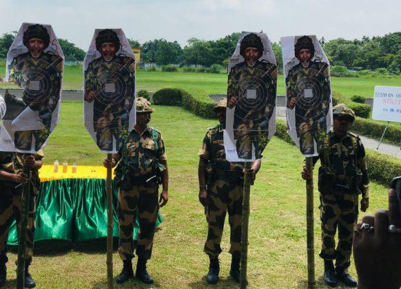 BSF refutes BGB's claim of killing Bangladeshi nationals along border