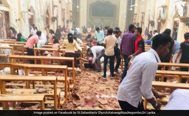 207 Dead, 400 Injured In Multiple Blasts In Sri Lanka On Easter Sunday