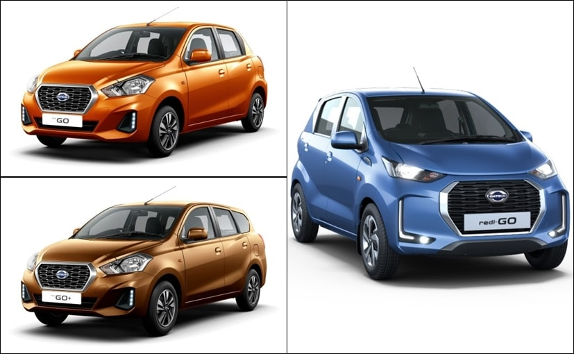 BS6 Datsun Cars Year-End Benefits: Discounts Of Up To Rs. 51,000 Announced For December