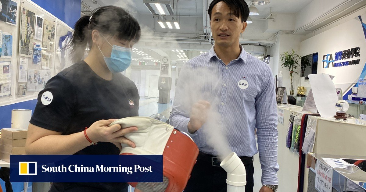 Rugby hero Salom Yiu battles Covid-19 with his disinfectant business
