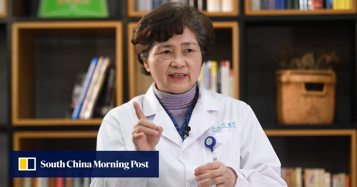 Chinese scientist behind Wuhan lockdown gets Nature magazine top 10 accolade
