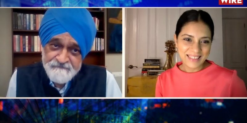 Poor Timing to Push Through Farm Acts During COVID, Let States Decide: Montek Singh Ahluwalia