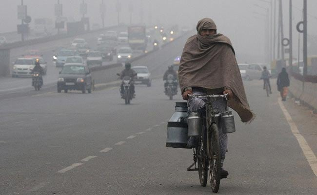 Biting Cold Grips North India; Eight Killed In UP Accident Due To Fog
