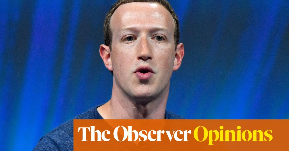If the UK really wants to be a sovereign nation, it should stand up to big tech | John Naughton