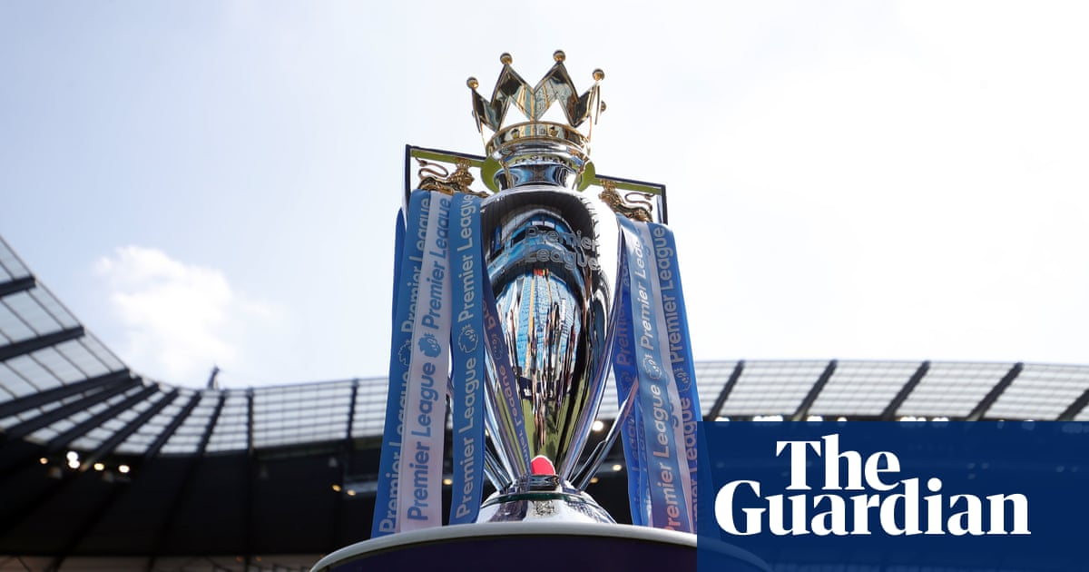Premier League and other sports in England get June green light to resume