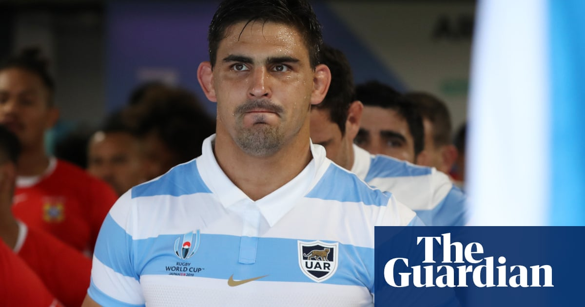 Argentina rugby union rescinds Matera suspension over social media posts
