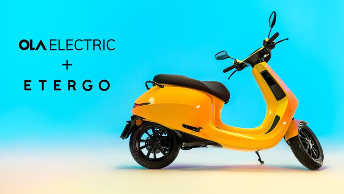 Ola Electric Acquires Etergo, Will Launch Electric Scooter in India Next Year