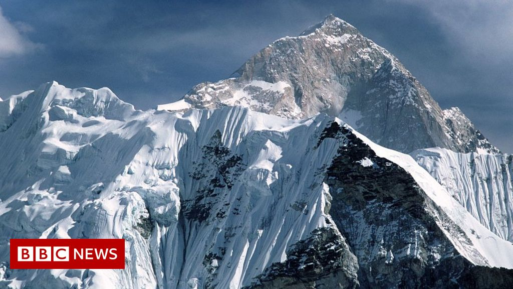 Mt Everest grows by nearly a metre to new height