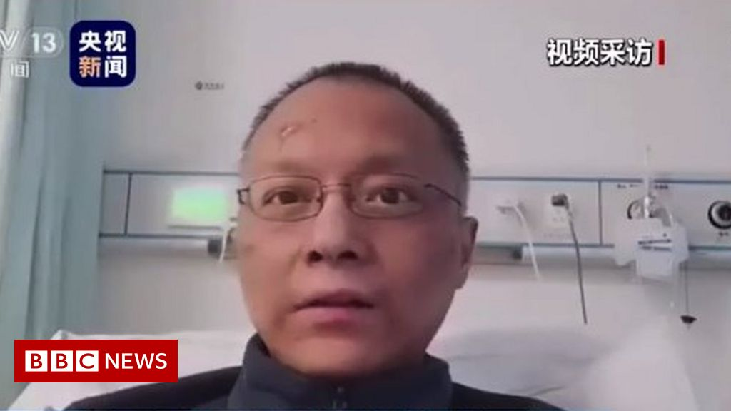 Backlash in China after front-line doctor dies