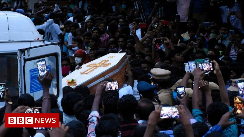 Five policemen arrested over India custody deaths
