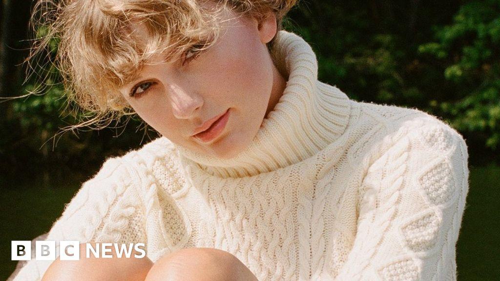 Taylor Swift announces second surprise album of 2020