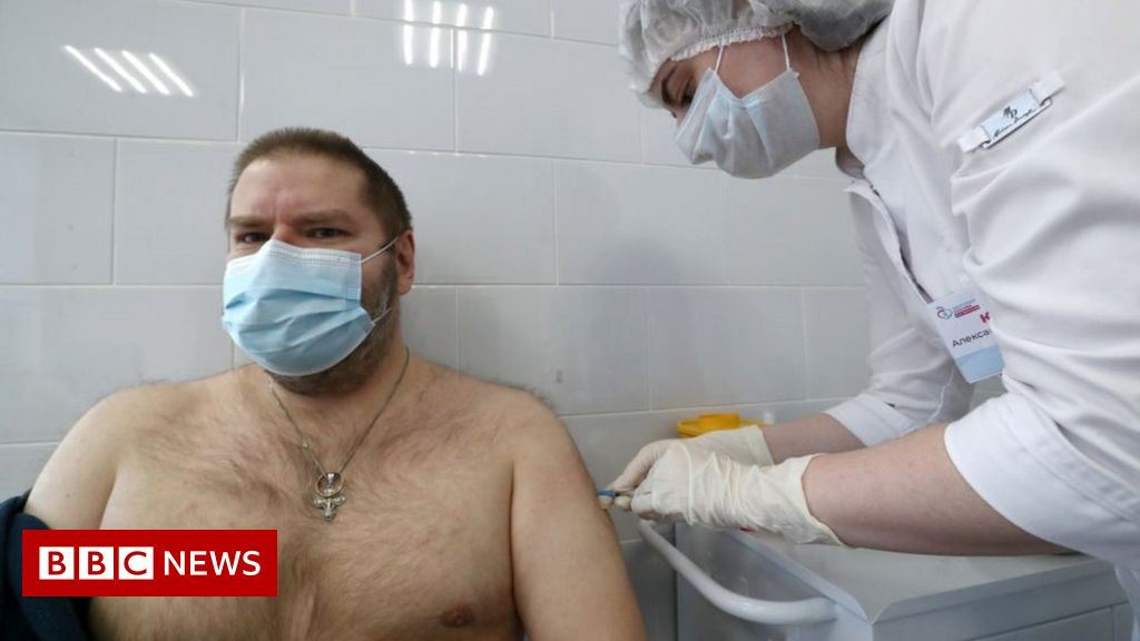 Coronavirus: Long road ahead as Russian vaccine rolled out