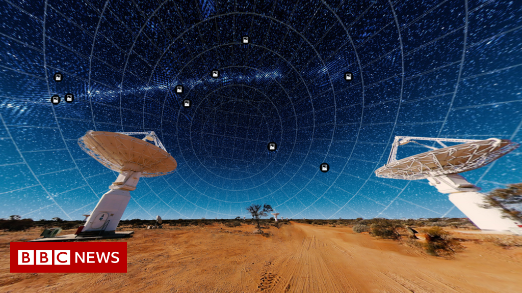 Australian scientists map millions of galaxies with new telescope