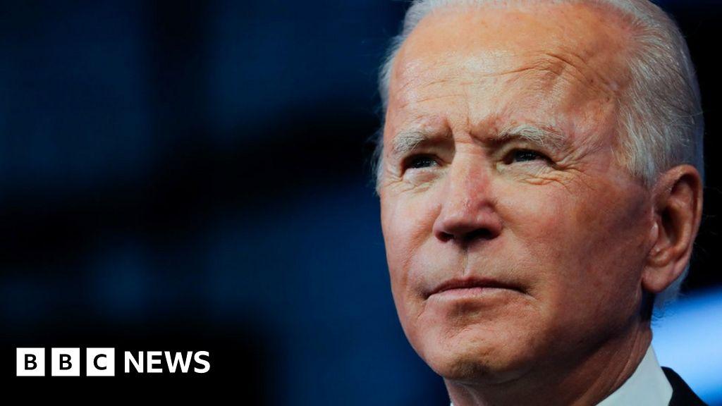 US election: Top Trump ally breaks silence to congratulate Biden
