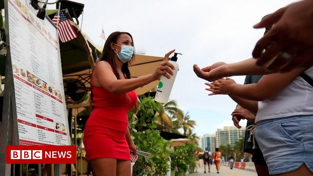 Coronavirus clouds US Independence Day events