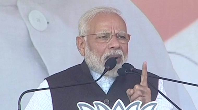 Congress-JDS taught 'lesson' for 'stealing mandate through back door': PM Modi on Karnataka bypoll results