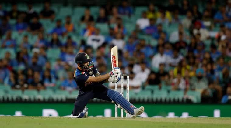 Will text AB tonight: Virat Kohli seeks AB De Villiers' reaction to his Sydney scoop shot
