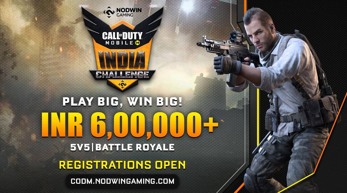 Call of Duty Mobile India Challenge 2020 is now a part of Airtel India Esports Tour
