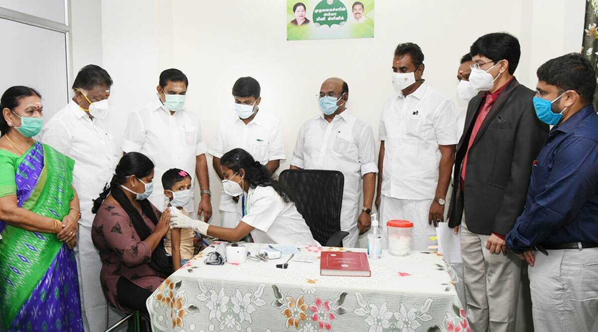 Tamil Nadu launches mini-clinics to provide essential healthcare services for poor