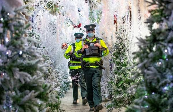 Ireland, Belgium end COVID-19 restrictions, open non-essential sector ahead of Christmas