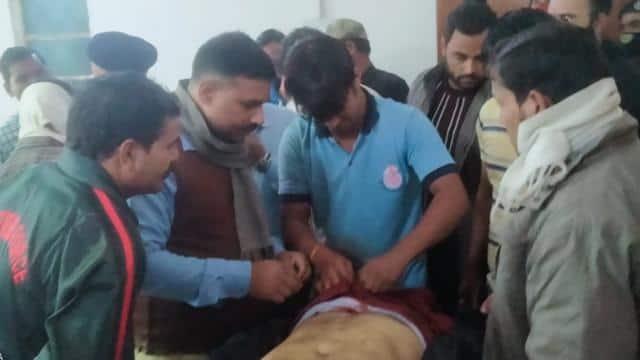 गोपालगंज में जेडीयू विधायक के करीबियों पर ताबड़तोड़ फायरिंग, एक की मौत, 2 गंभीर घायल