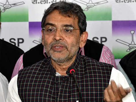 बिहार: आरएलएसपी में टूट, विधायकों ने खुद को एनडीए के साथ बताया