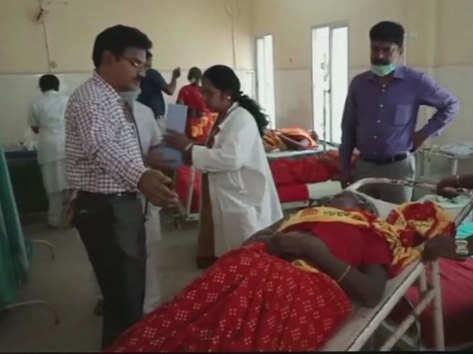 कर्नाटक: प्रसाद खाने से 11 लोगों की मौत, 80 अस्पताल में भर्ती