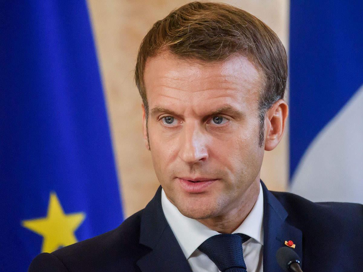 नीस में 3 की हत्या, इम्मैन्युअल मैक्रों बोले- 'फ्रांस पर फिर हुआ इस्लामिक आतंकी हमला'