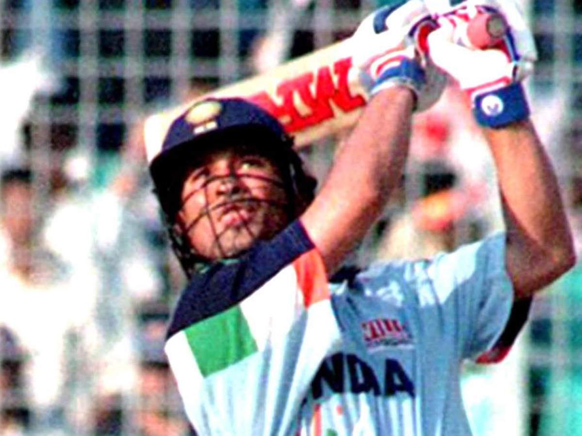 90 के दौर की सर्वश्रेष्ठ पारी: जब सचिन तेंडुलकर ने शारजाह में मचाया था धमाल, बनाए 143 रन
