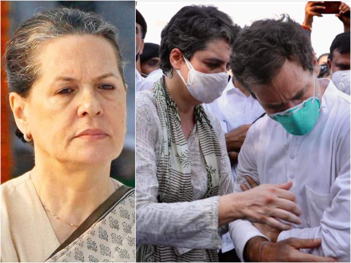 गांधी परिवार की सरपरस्ती से गुरेज नहीं, कांग्रेस के भीतर सिर फुटव्वल की असल वजह यह है