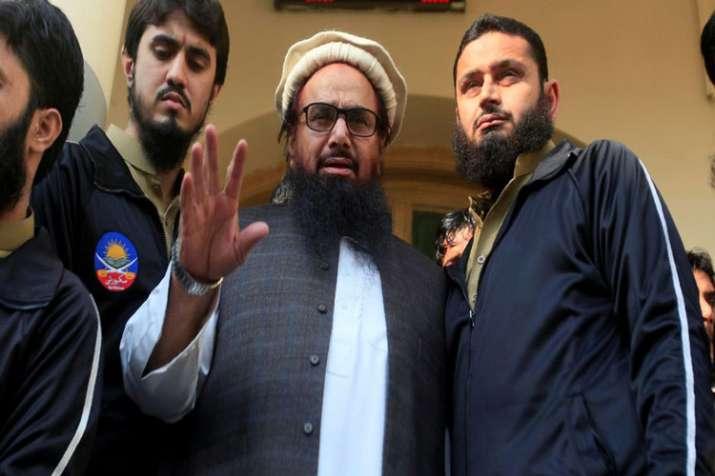 भारतीय समाचार एजेंसी को हाफिज सईद की जानकारी के खुलासे पर पाक ने की UN से जांच की मांग