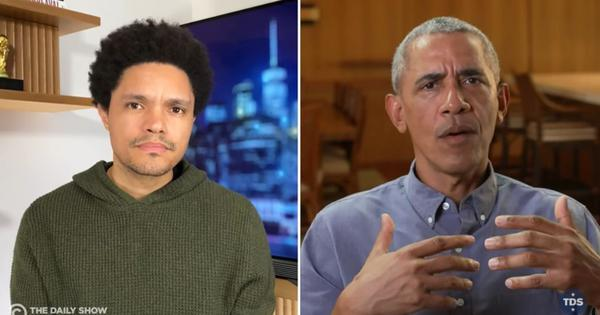 Watch: Barack Obama, Trevor Noah discuss police reforms in the US and impact of slogans on movements