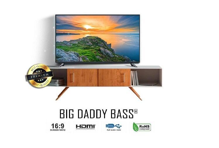 Ubon ने लॉन्च किया 40 इंच का स्मार्ट टीवी, कीमत 18,999 रुपये