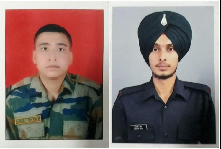 जम्मू-कश्मीर: सुंदरबनी सेक्टर में पाकिस्तानी गोलीबारी में दो जवान शहीद