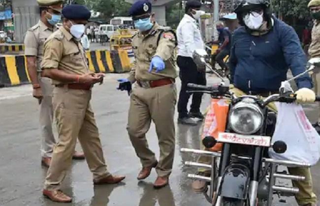 वाराणसी: कोरोना के दिशा-निर्देशों का उल्लंघन करने वाले 19 गिरफ्तार - mobile