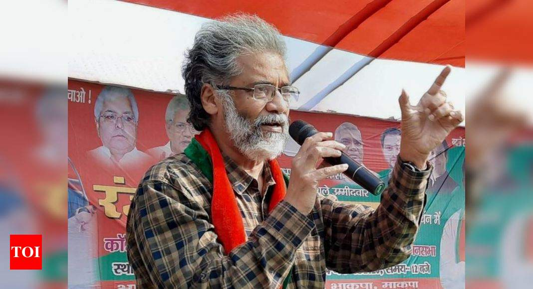 Post-Bihar, Cong should be realistic in Bengal: CPI(ML) | India News - Times of India