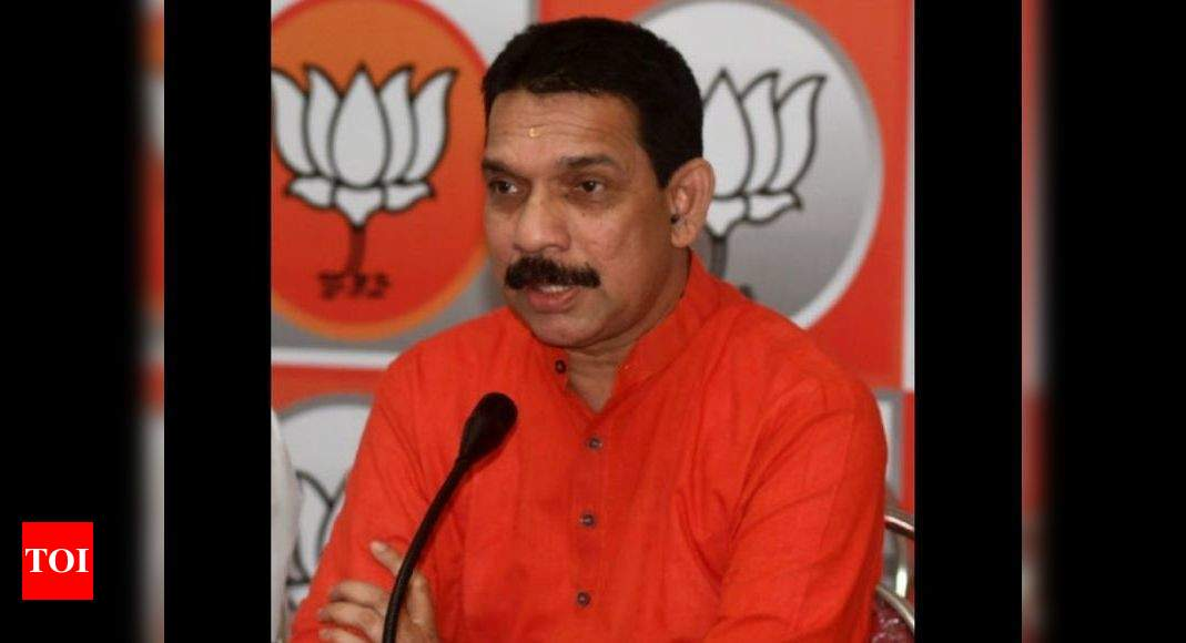 No talks in any of the party forums on CM change: BJP Karnataka chief | Bengaluru News - Times of India