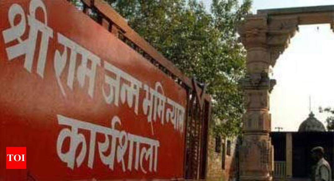 Chances brighten for verdict in Ayodhya case in November