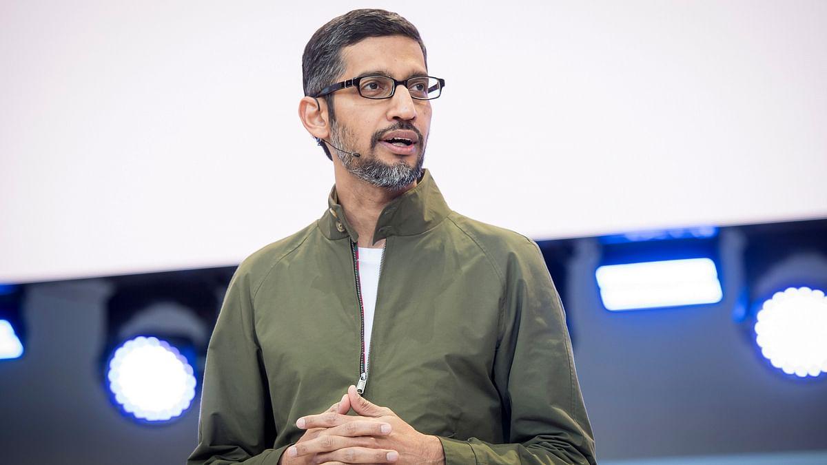 Google CEO Sundar Pichai apologises for handling of departure of AI researcher