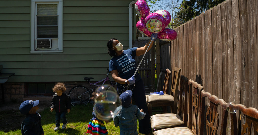 As Day Care Centers Reopen, Will Parents Send Their Children?
