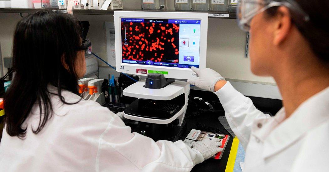 U.S. Will Pay $1.6 Billion to Novavax for Coronavirus Vaccine